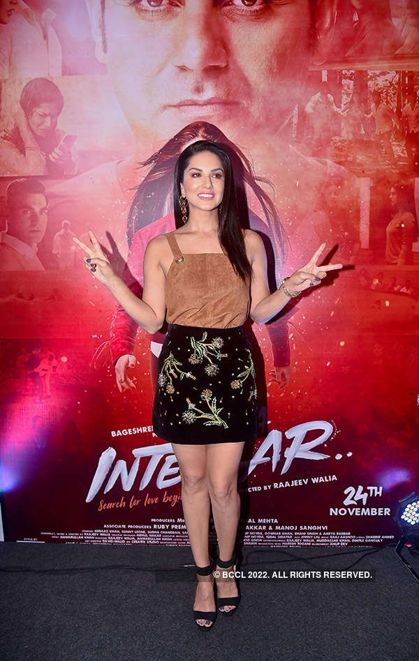 Tera Intezaar: Trailer launch