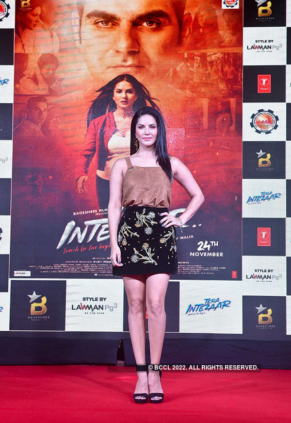 Tera Intezaar: Trailer launch