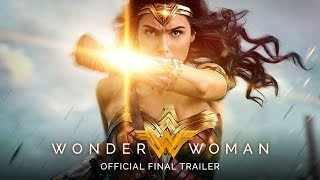 Official Trailer - Wonder Woman