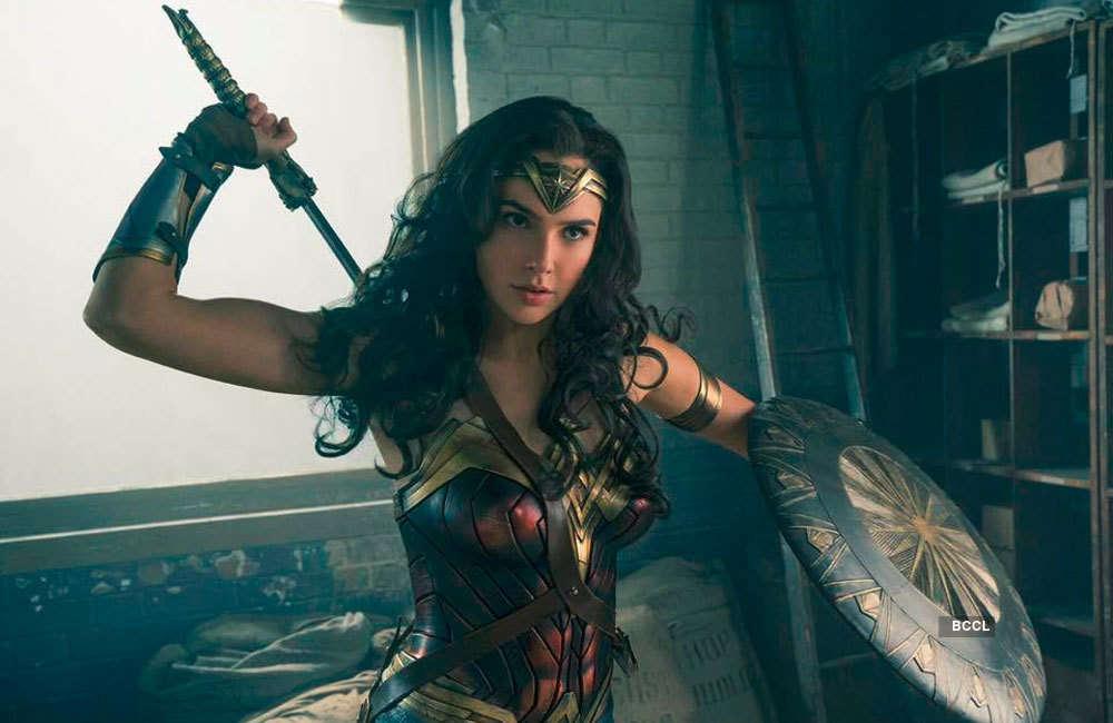 A still from Wonder Woman
