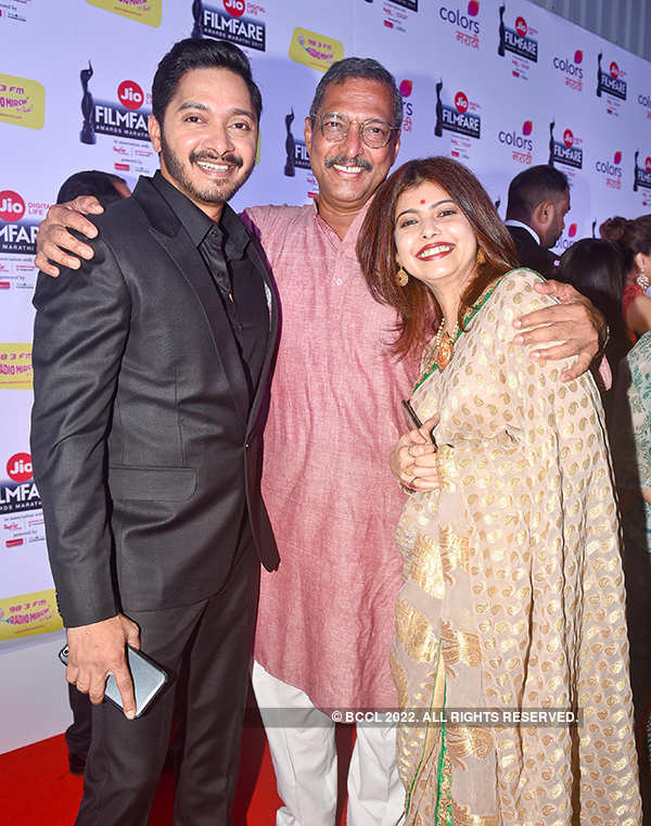 62nd Jio Filmfare Awards (Marathi): Red Carpet