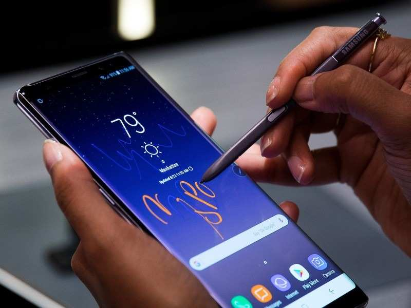 info for d4325 4f3f4 samsung: Samsung Note 8: S pen support (for those who love stylus ...