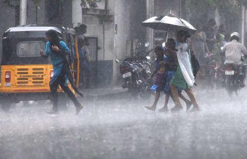 Chennai Rains: Latest News on rains in Chennai, Photos and Videos ...