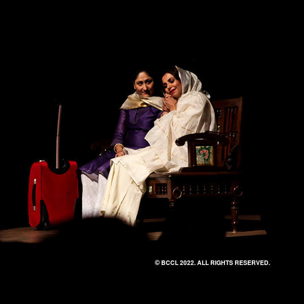 Salaam, Noni Appa: A play