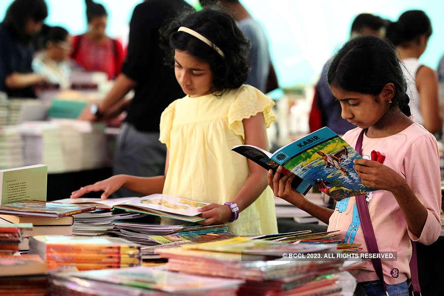 Bangalore Literature Festival: Day 1