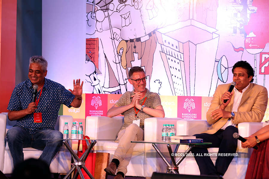 Bangalore Literature Festival: Day 1