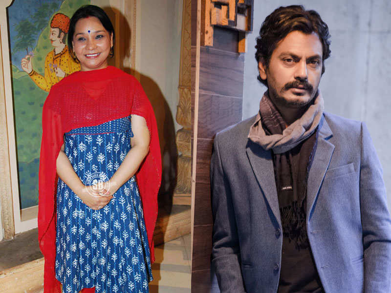 Nawazuddin Siddiqui's ex-girlfriend Sunita Rajwar writes she did not leave him because he was poor, but because of his poor way of thinking
