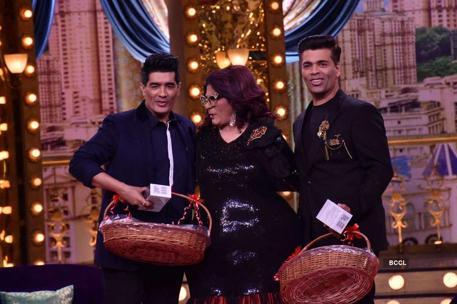 Aunty Boli Lagao Boli: On the sets
