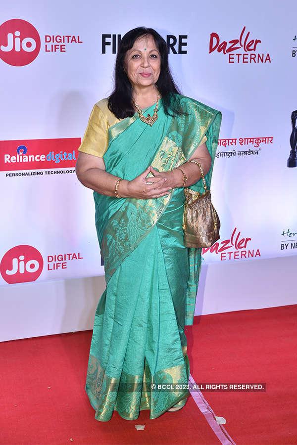 62nd Jio Filmfare Awards (Marathi): Red Carpet