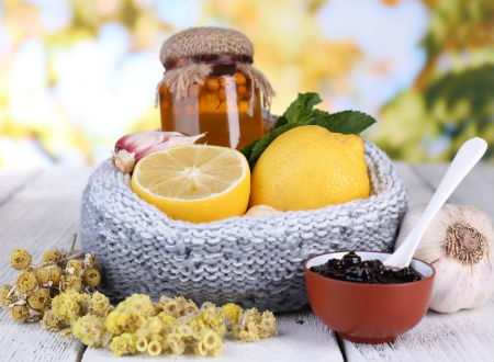 10-minute homemade fix for cold and flu