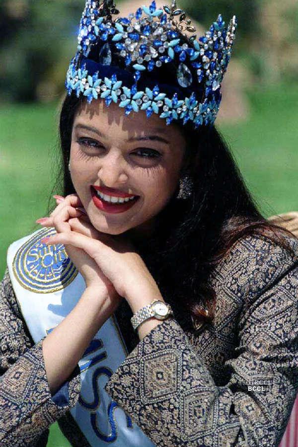 Birthday special: Rare pictures of Aishwarya Rai Bachchan