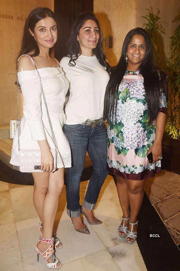 Manish Malhotra throws a party on Kaykasshan Patel's birthday
