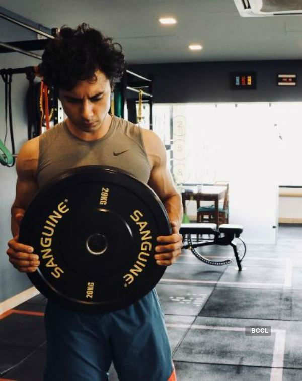 5 times Viren Barman inspired us to hit the gym