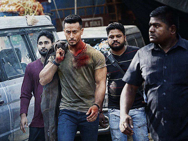 Baaghi 2 First Look Tiger Shroff Debuts His Rugged New Look
