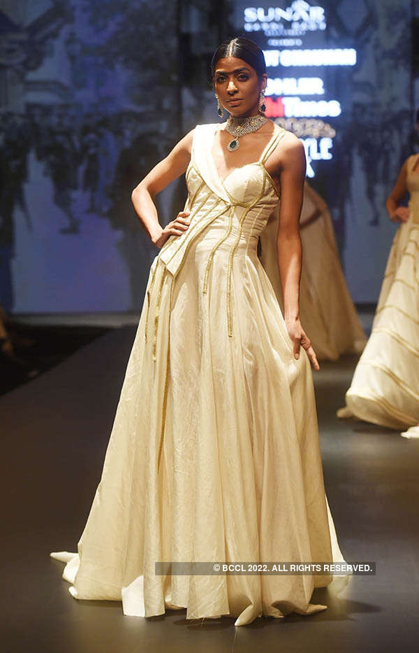 Delhi Times Lifestyle Week: Samant Chauhan show