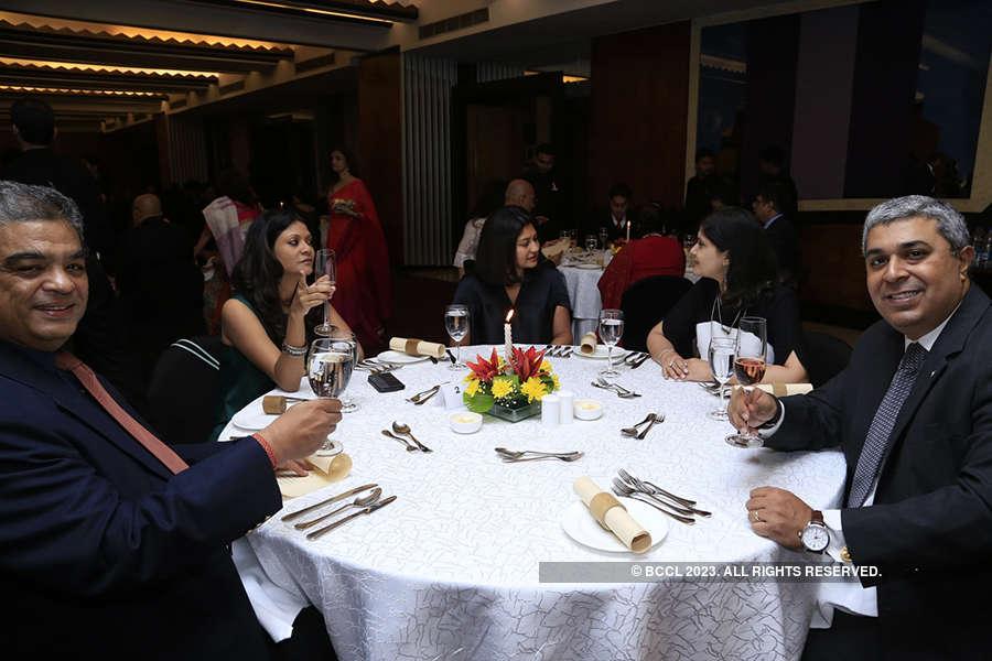 Calcutta Wine Club party