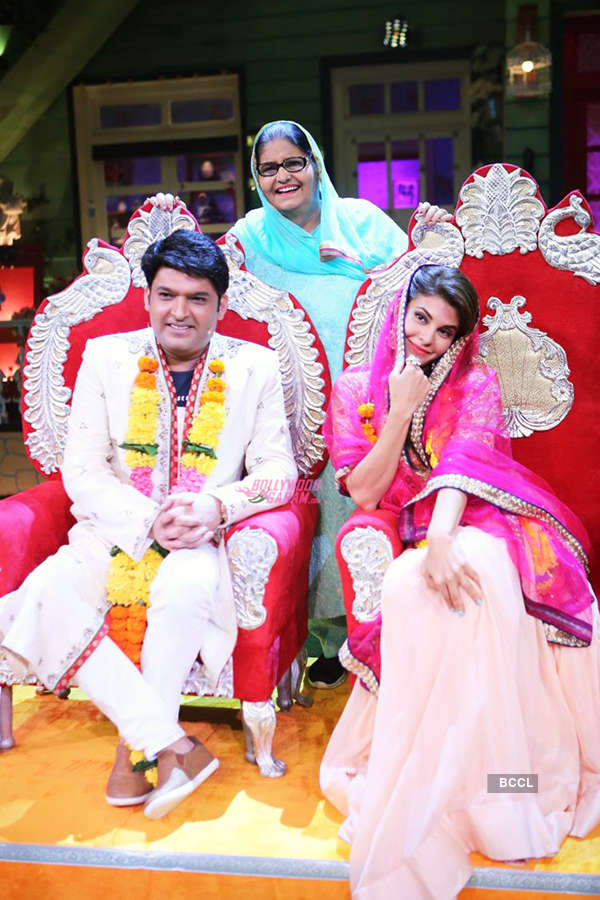Kapil Sharma's girlfriend Ginni Chatrath being blamed for his failures by a close friend