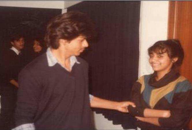 shahrukh khan in college के लिए इमेज परिणाम