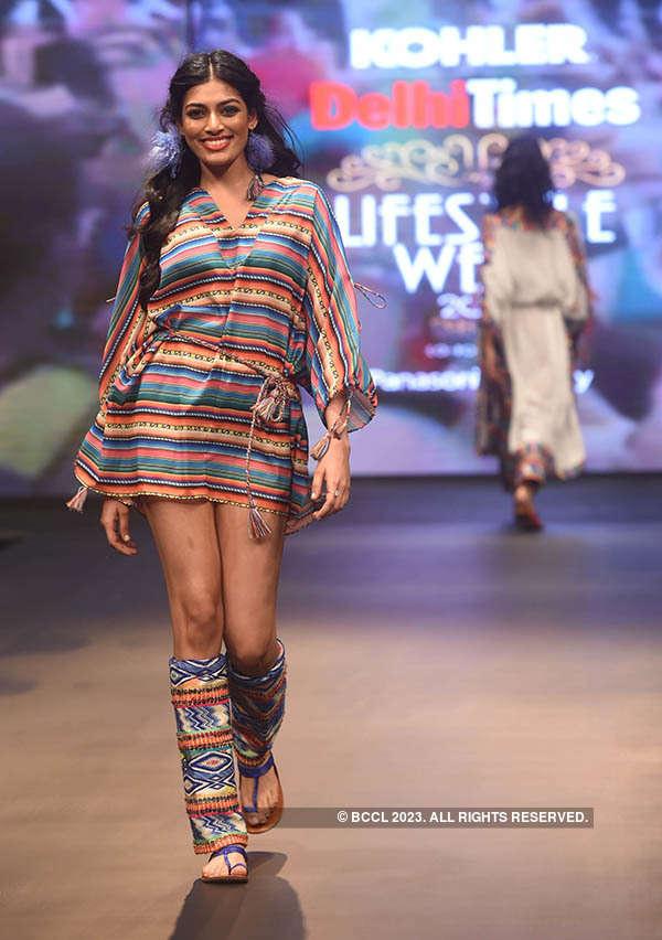 Delhi Times Lifestyle Week: Pia Pauro show