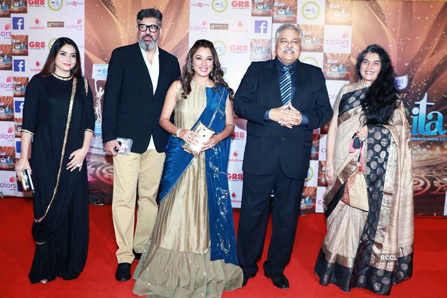 Tinsel town stars slay the red carpet at ITA Awards 2017