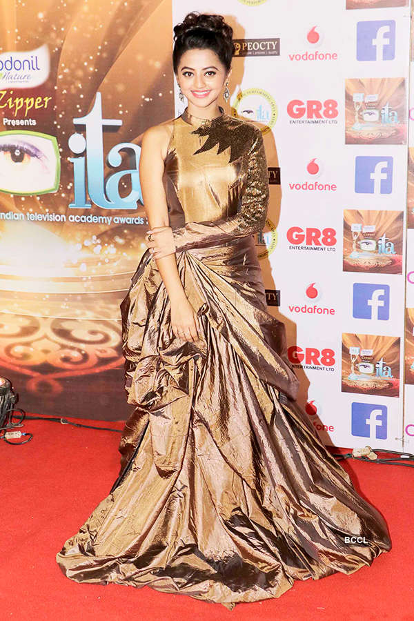 Tinsel town stars slay the red carpet at ITA Awards 2017