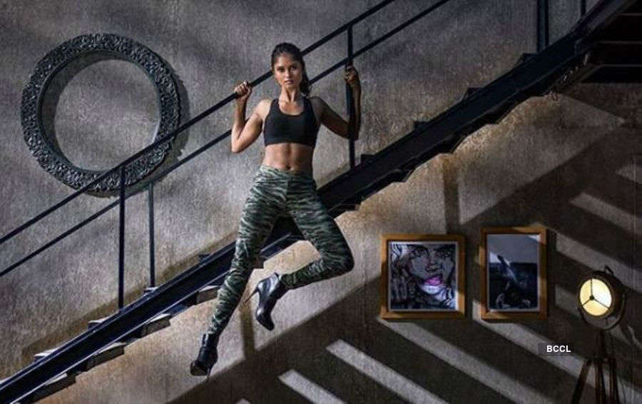 Shraddha Shashidhar unveils her mantra for fitness