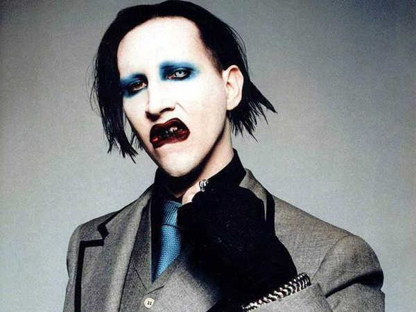 Marilyn Manson Dedicates Song To His Father English Movie News