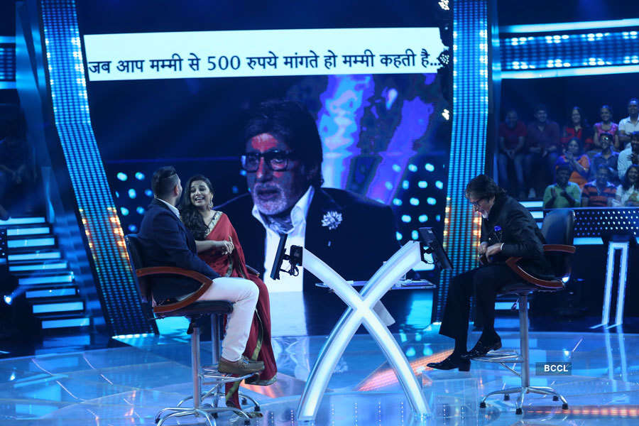 Kaun Banega Crorepati Season 9: On the sets