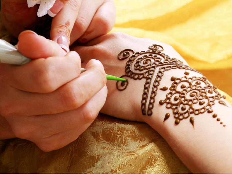 Mehendi Ceremony S List : Mehendi ceremony