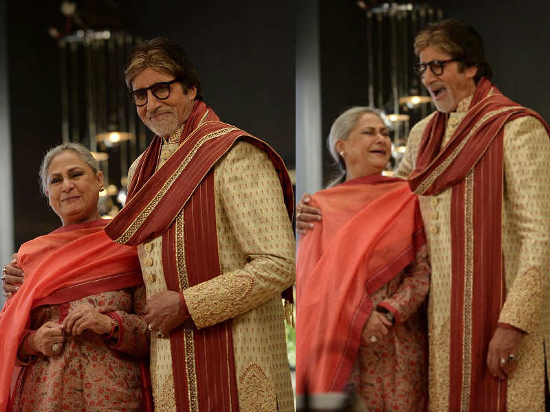Image result for amitabh bachan with wife