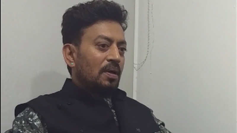 Irrfan: The girl is the hero in 'Qarib Qarib Singlle', I am the heroine