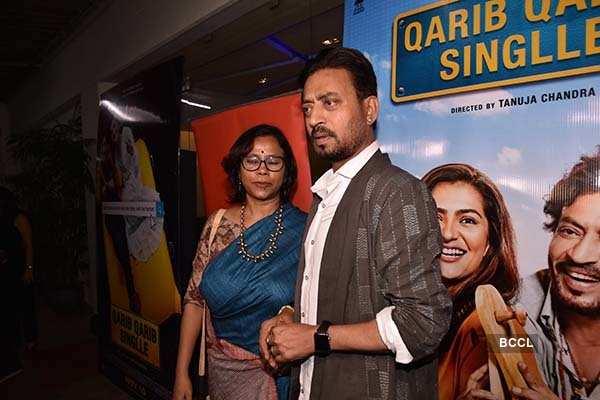 Qarib Qarib Singlle: Spl. Screening