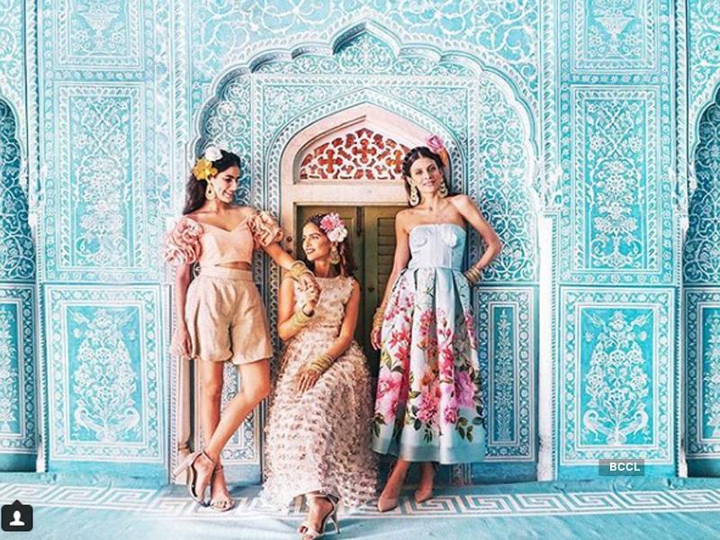 Vartika Singh features in Vogue Arabia Magazine