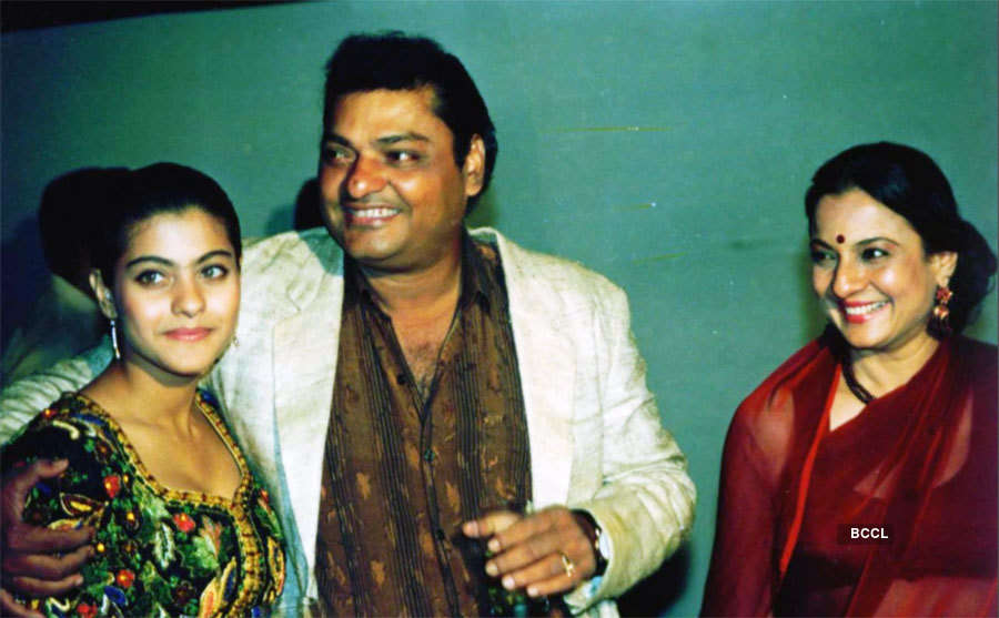 Kajol's throwback photo