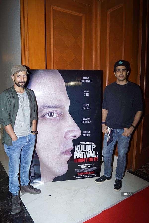 Kuldeep Patwal: Trailer Launch