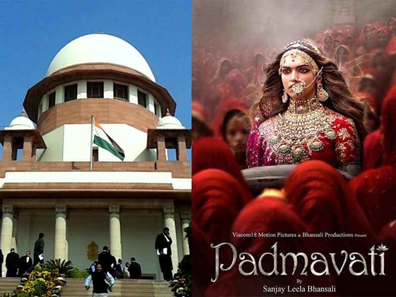 Supreme Court refuses plea to ban the release of 'Padmavati'