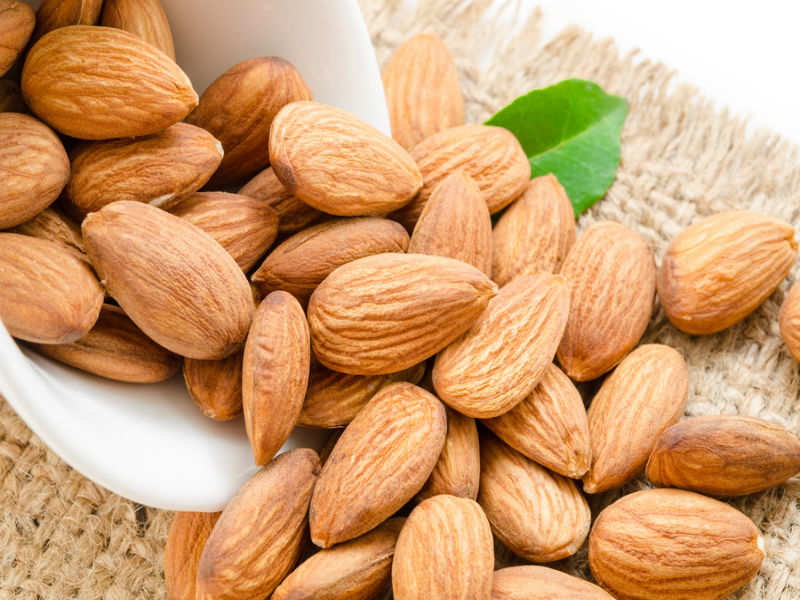Why you shouldn't eat bitter almonds | The Times of India