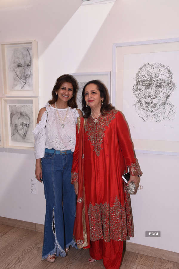 Priyasri Art Gallery presents works by Master Akbar Padamsee