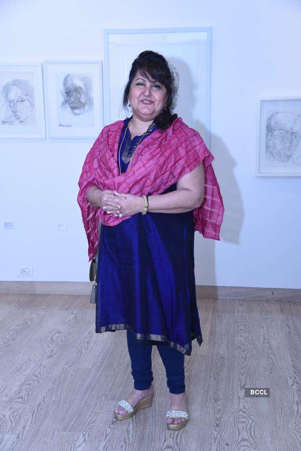 Priyasri Art Gallery presents works by Master Akbar Padamsee