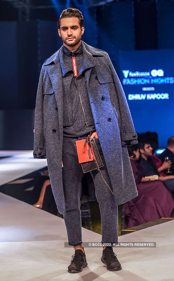 GQ Fashion Nights 2017: Dhruv Kapoor