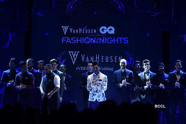 GQ Fashion Nights 2017: Van Heusen