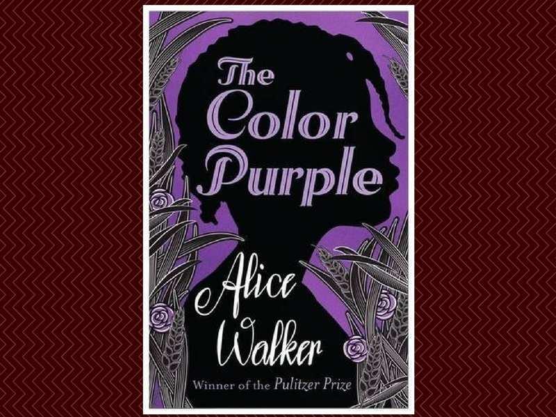 The Color Purple\' by Alice Walker