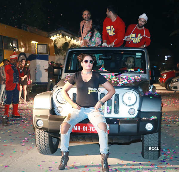 Fukrey Returns: Song launch