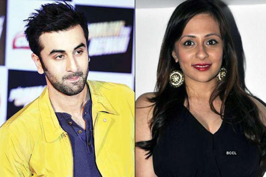 Ranbir Kapoor and Avantika Malik