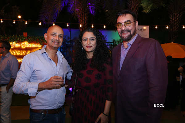 Sula Selections Globe in a Glass Roadshow '17