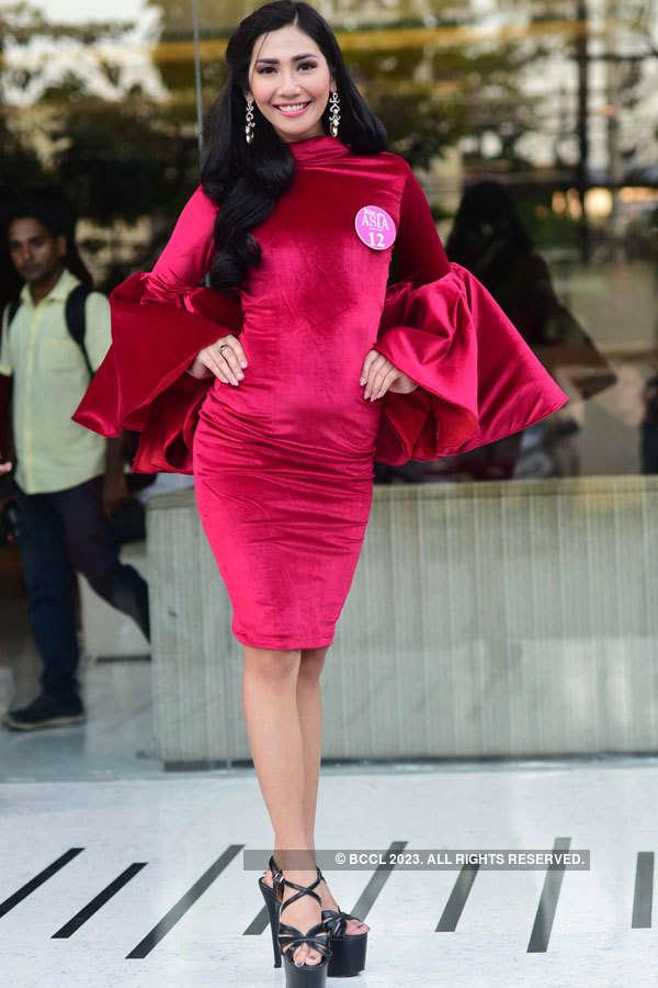Miss Asia 2017: Photoshoot