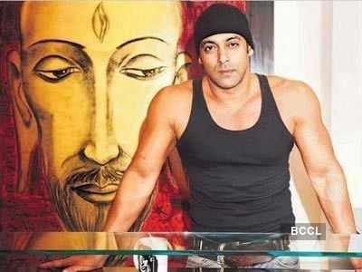 Salman: The painter