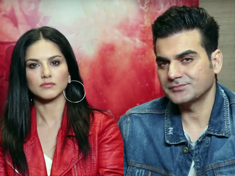 Sunny Leone And Arbaaz Khan Talk About Sexual Harassment-2917