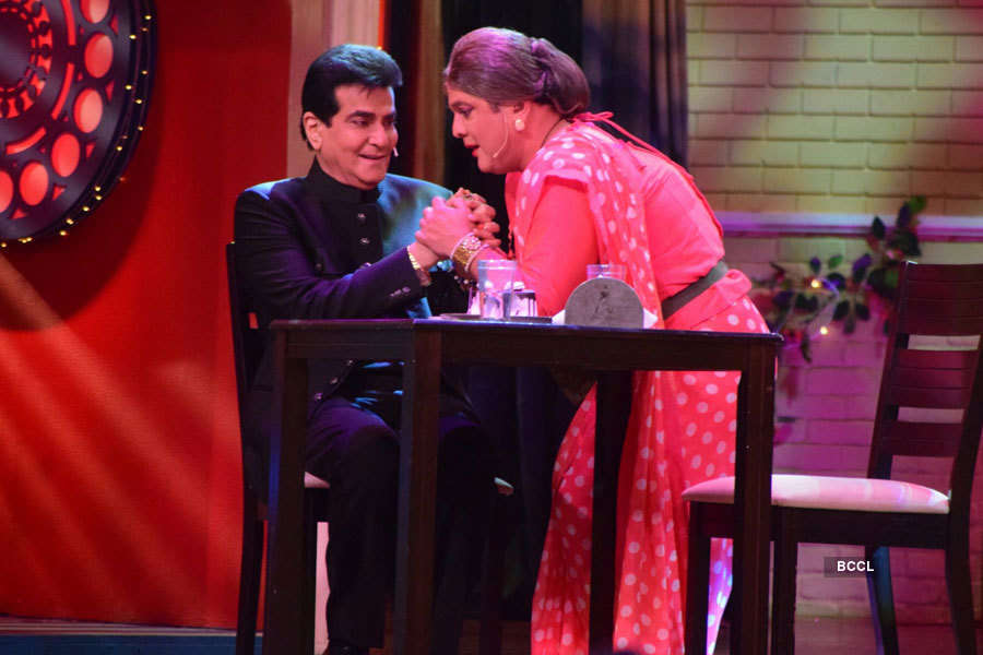 The Drama Company: On the sets