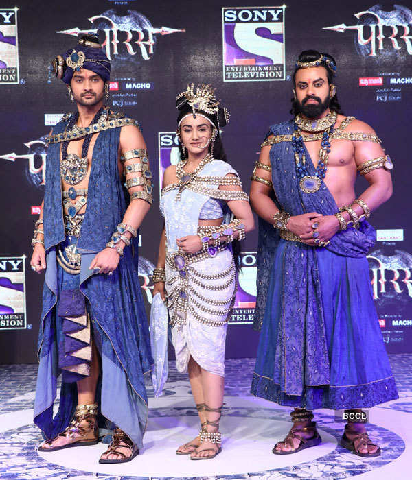 Porus: Launch